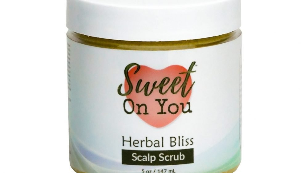 scalp care sugar scrub luxurious hair soft healthy